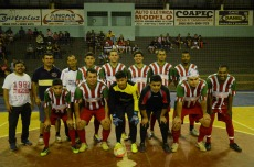 Campeonato Open de Futsal - Final